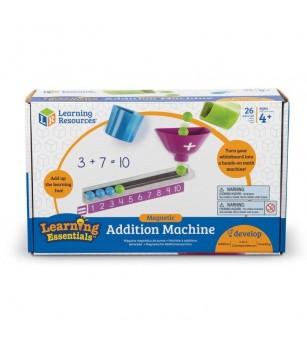Joc magnetic - Distractie matematica - Matematică