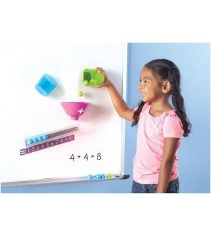Joc magnetic - Distractie matematica - Jucării matematică