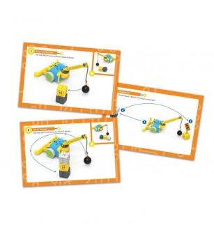 Set accesorii - Robotelul Botley pe santier - Jocuri de îndemânare