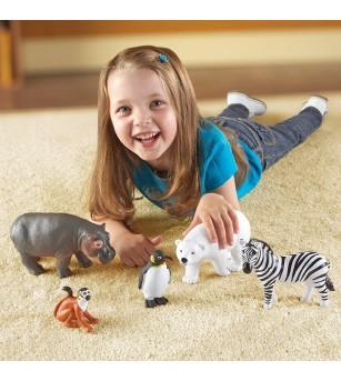 Joc de rol - Animalute de la Zoo - Figurine