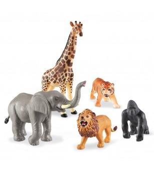Joc de rol - Animalute din jungla - Figurine