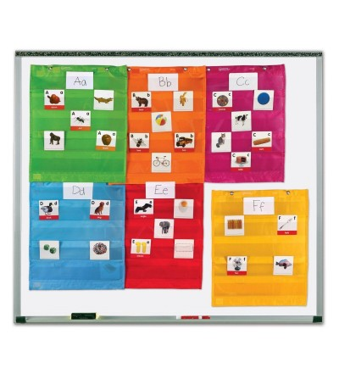 Set 6 panouri magnetice - Organizare