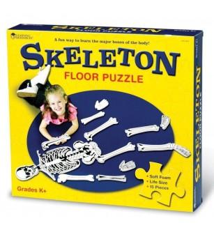 Puzzle de podea - Schelet - Puzzle-uri