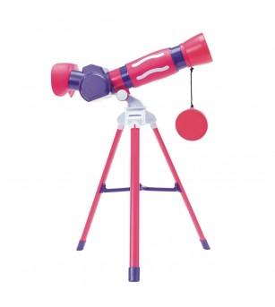 GeoSafari - Primul meu telescop (roz) - Mediu înconjurător