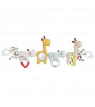 Jucarie carucior - Loopy si Lotta - Jucării bebeluși