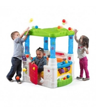 Casuta cu bile - WONDERBALL FUN HOUSE