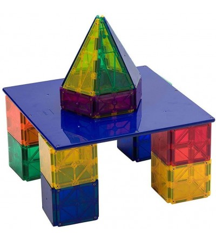 Placă de bază pentru construcții Playmags MagnaBoard - Jucarii magnetice