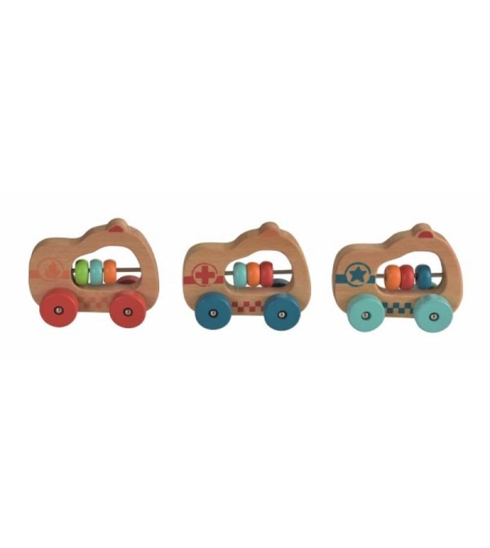 Masina Egmont, jucarie pentru bebe - Jucării bebeluși