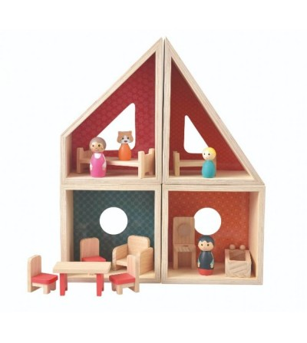 Casa de papusi modulara, Egmont - Căsuțe de păpuși și accesorii