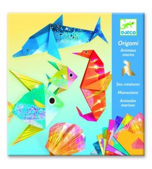 Origami Djeco, ocean - Lucru manual