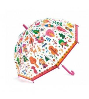 Umbrela colorata Djeco Excursie - Decorațiuni