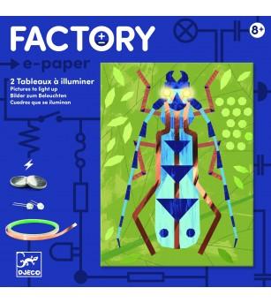 Atelier Arta, Stiinta si Tehnologie Djeco, Insectarium - Lucru manual