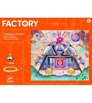Atelier Arta, Stiinta si Tehnologie Djeco, Odisee - Lucru manual