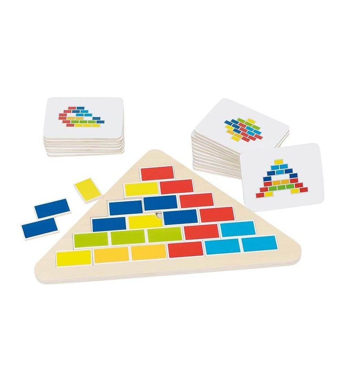 Puzzle Goki Triunghi - Jucării logică