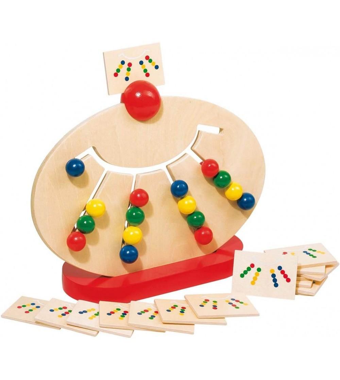 Joc Goki Sorteaza culorile - Jucării de lemn si Montessori