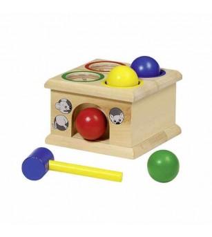 Joc de indemanare Goki Prinde soricelul - Jucării de lemn si Montessori