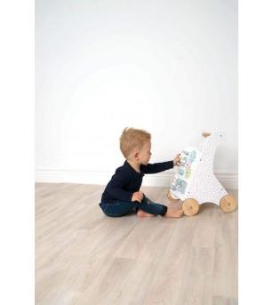 Premergator din lemn, JaBaDaBaDo - Jucării de lemn si Montessori