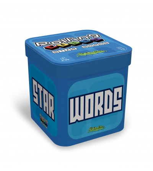 Joc cu zaruri-Cuvinte, Star words - Jucării limbaj