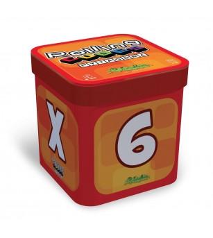 Joc cu zaruri-Pitagora - Matematică