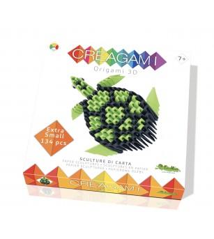 Creagami, testoasa - Lucru manual