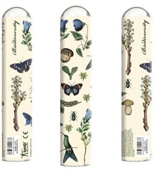 Caleidoscop Londji, Biodiversitatea albastra - Știință și tehnică
