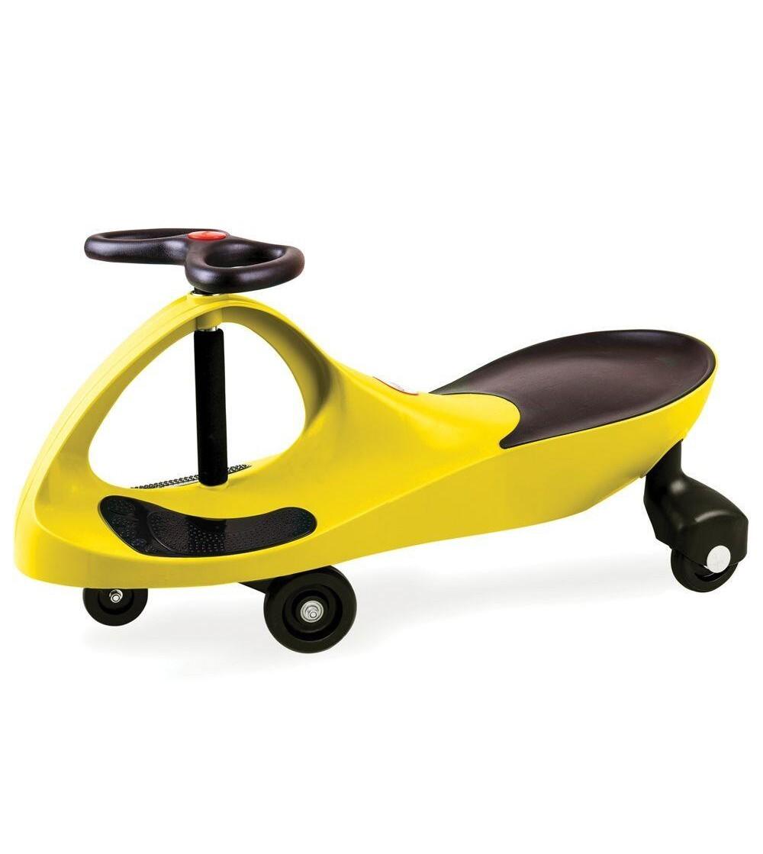 Masinuta fara pedale Didicar- Galben - Biciclete, trotinete