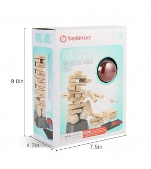 Turnuletul instabil cu buzzer, Topbright - Jocuri de îndemânare