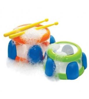 Jucarie pentru baie - Tobe - Instrumente muzicale