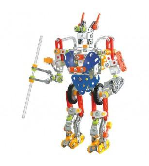 Set de construit Tobar - Robot - Jocuri construcție