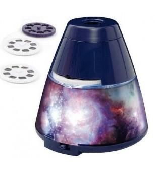 Proiector spatiul cosmic - Jocuri STEM