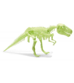 Schelet Brainstorm, T-Rex reflectorizant - Mediu înconjurător