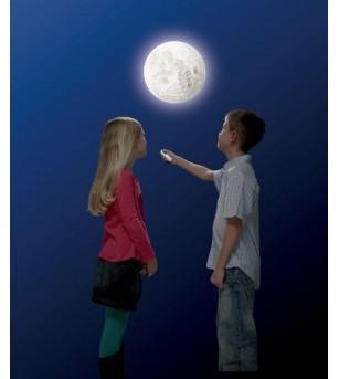 Set STEM Brainstorm - Modelul Lunii cu telecomanda - Jucării științifice