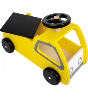 Masina din lemn fara pedale, Legler Small Foot - Biciclete, trotinete