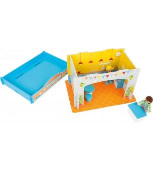 Set de joaca Legler Small Foot, La restaurant - Jucării de lemn si Montessori