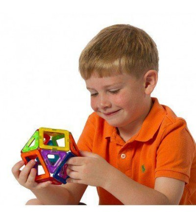 Set magnetic de construit- Magformers, 26 piese - Jucarii magnetice