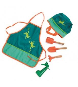 Set de gradinarit Egmont, broscute harnice - Seturi de menaj si bricolaj copii