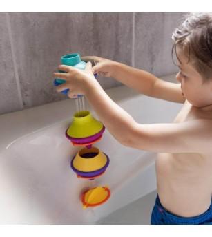 Jucarie de baie Fat Brain Toys, DripDrip - Jucării bebeluși