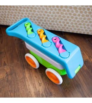 Jucarie de tras Fat Brain Toys, TwissBits - Jucării bebeluși