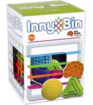 Jucarie bebelusi Fat Brain Toys InnyBin - Jucării bebeluși