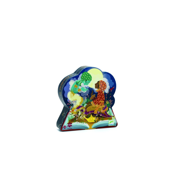 Puzzle Djeco - Aladin - Puzzle-uri