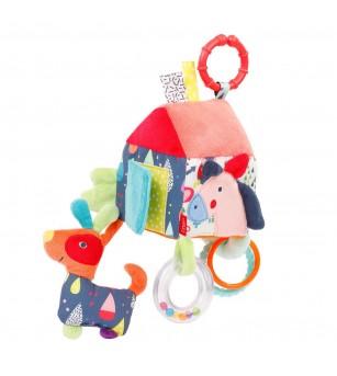 Centru de activitati Fehn - Prietenii din casuta - Jucării bebeluși