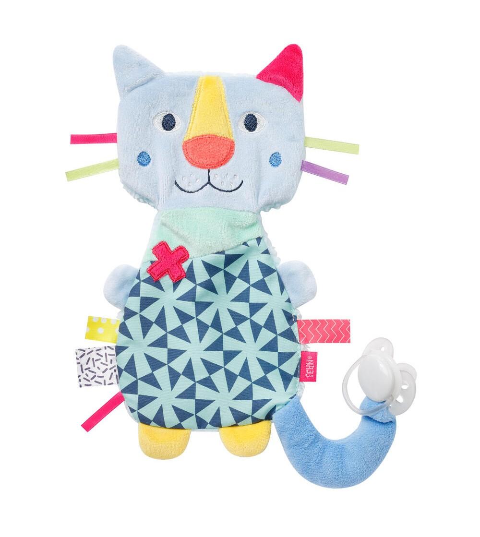 Jucarie fosnitoare Fehn - Pisicuta - Jucării bebeluși