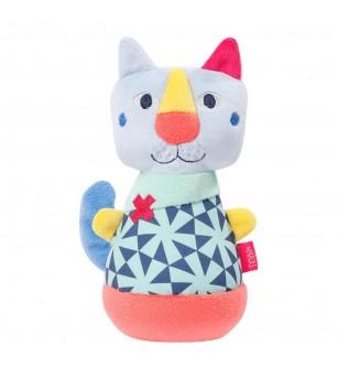 Jucarie Roly Poly Fehn - Pisicuta - Jucării bebeluși