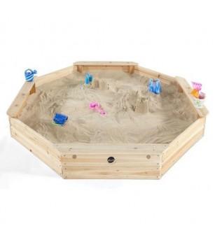 Cutie de nisip din lemn, Giant Plum - Locuri de joacă