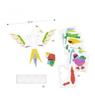 Decoratie mobila camera copil Culori din Amazon - Decorațiuni
