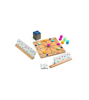 Joc de strategie Quartino Djeco - Jocuri de masă