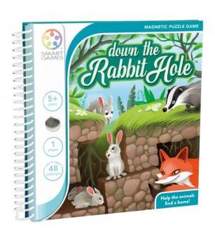Joc Smart Games Down the Rabbit Hole - Jucării logică
