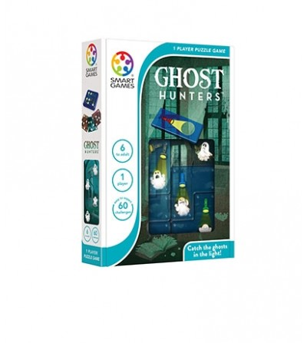 Joc Smart Games Ghost Hunters - Jucării logică
