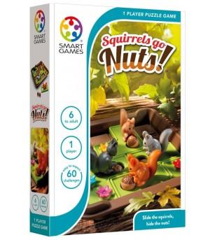 Joc Smart Games Squirrels Go Nuts - Jucării logică