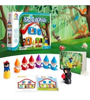 Joc Smart Games Snow White Deluxe - Jucării logică